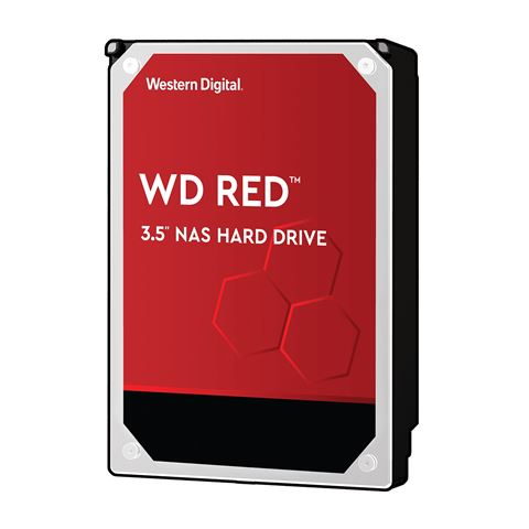 Hard Disk Western Digital Red NAS™ 6TB WD60EFAX