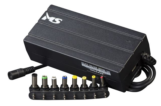 MS NB COOL AC 90 univerzalni notebook adapter